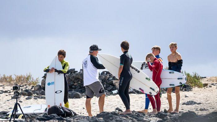 Fuerteventura Groms Training Camp photo gallery
