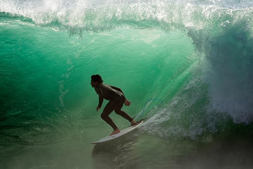 Intervista al surfer Carrarino Giovanni Evangelisti