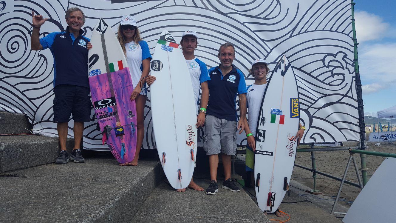 ISA World Junior Surfing Championship