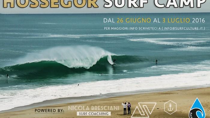 HOSSEGOR SURF TRIP 2016
