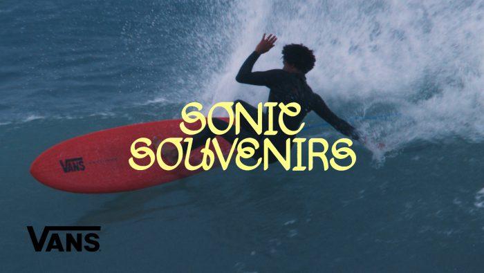 Vans presenta Sonic Souvenirs