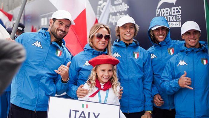 ISA World Surfing Games. Il video recap del team Italy