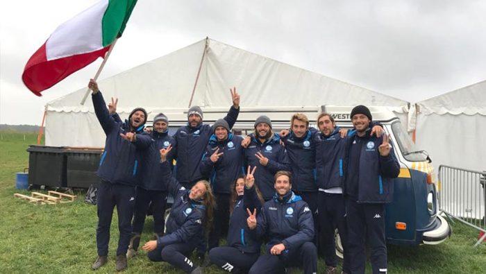 L'Italia è vicecampione d'Europa di Surf