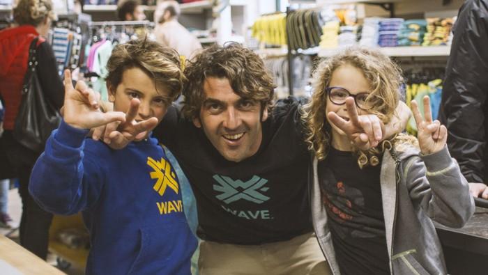 WAVE SHOP – INTERVISTA A JACOPO CONTI