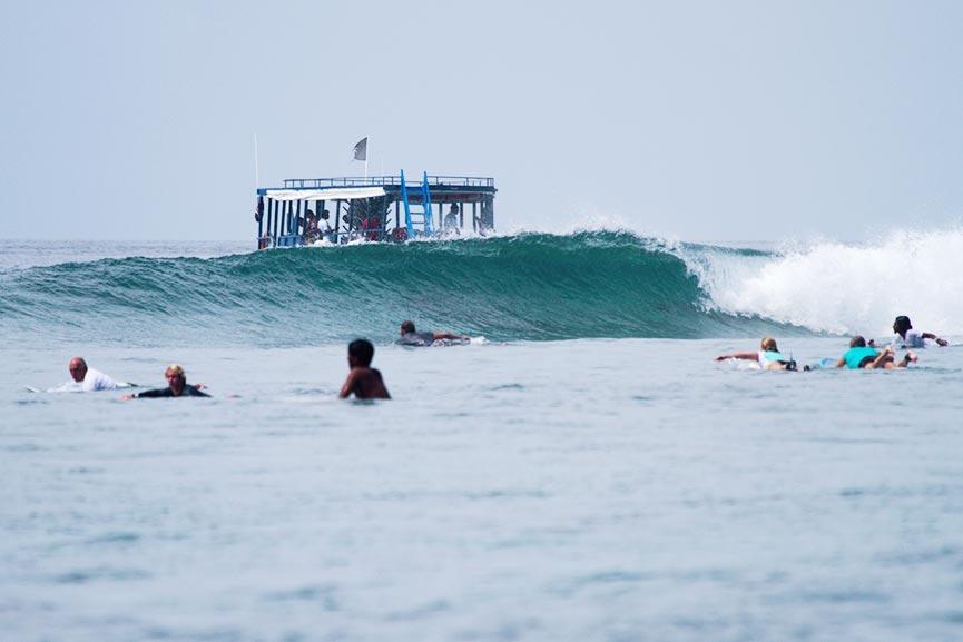 Maldive boat trip con BlackWave e SurfCulture
