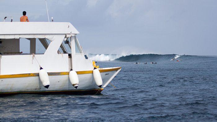 Maldive boat trip 2016