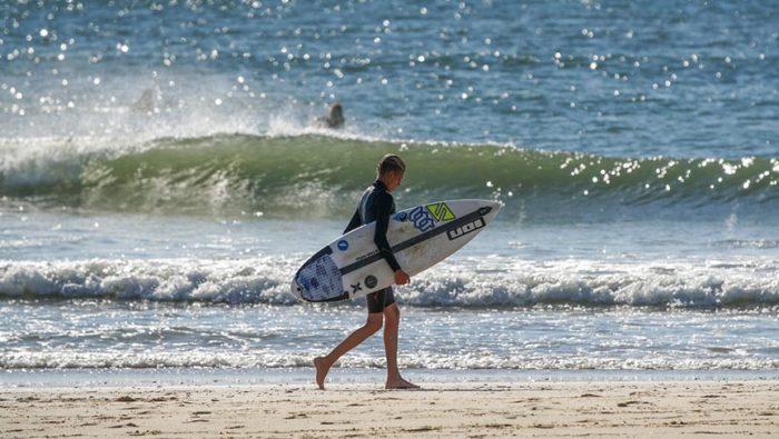 Summer Waves Matteo Calatri
