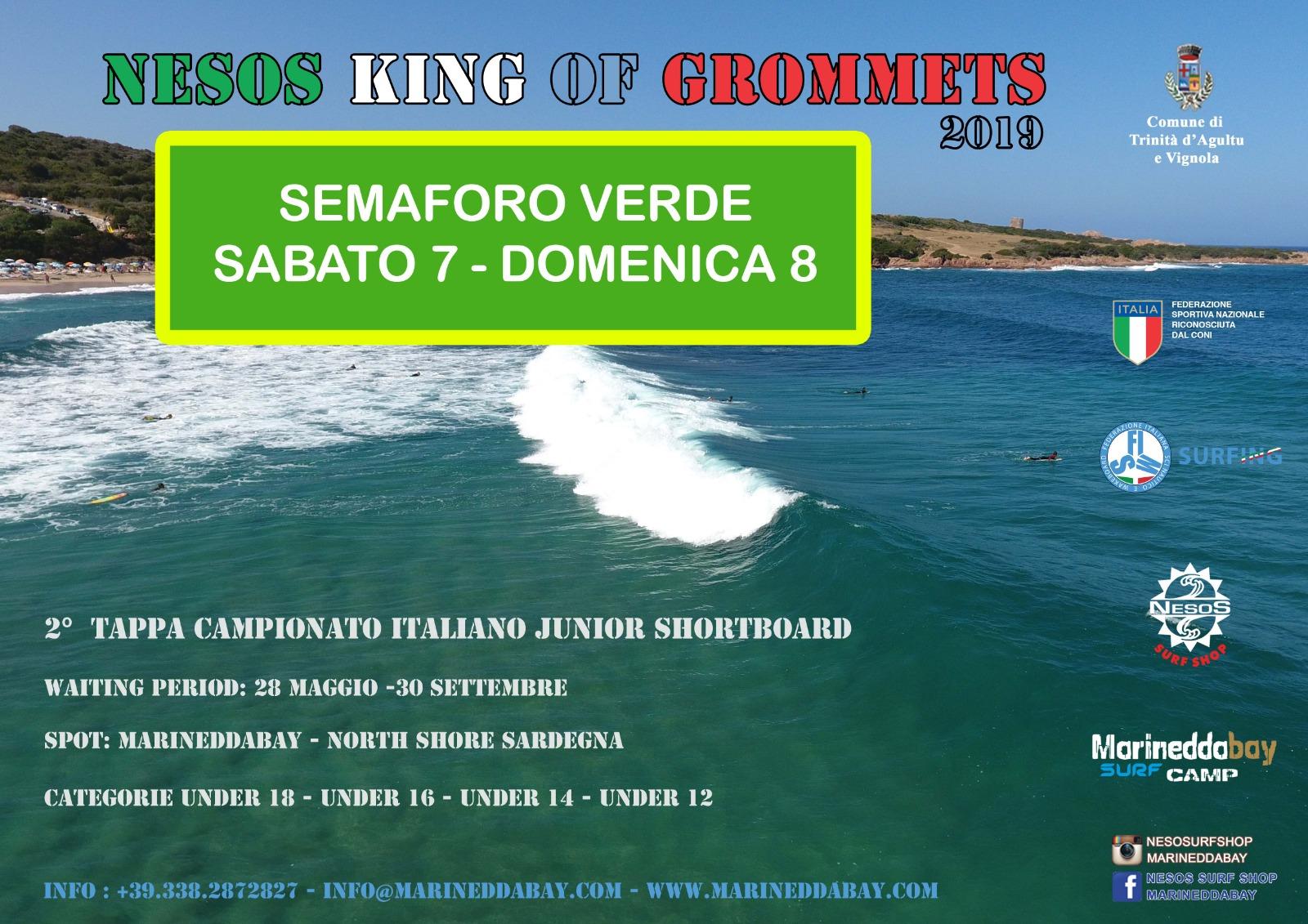 nesos king of grommets