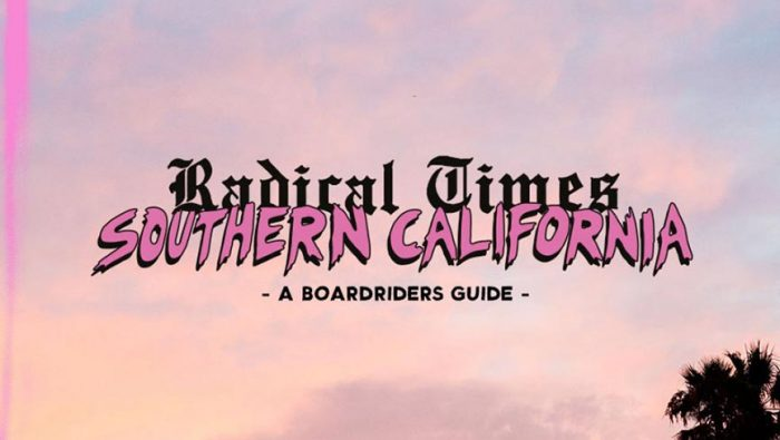 Quiksilver Radical Times Southern California