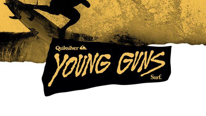 Quiksilver Young Guns Surf 2019