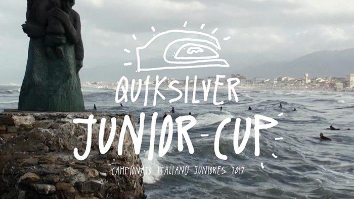 Quiksilver Junior Cup video report