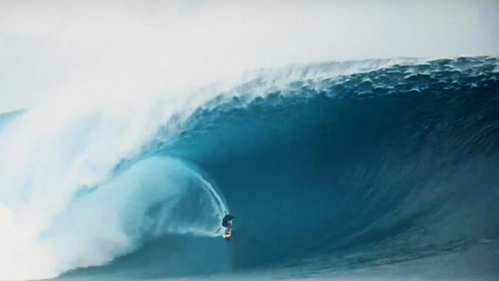 Ramon Navarro ha surfato l'onda più grande a Cloudbreak?