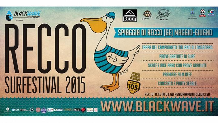 RECCO SURF FESTIVAL 2015