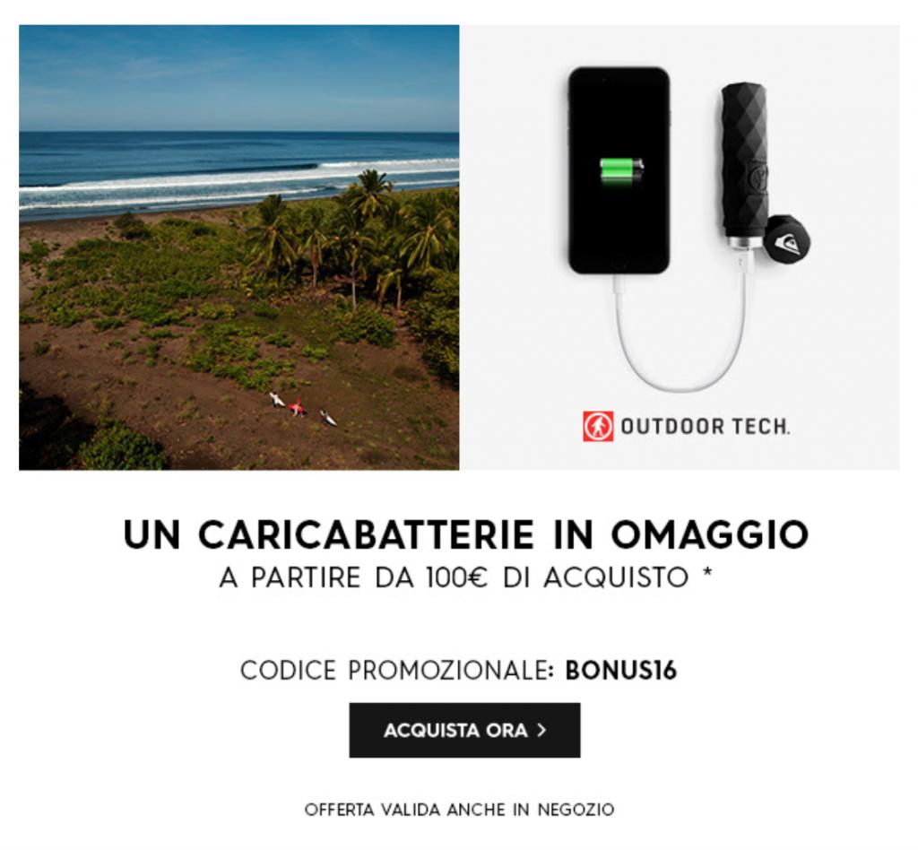 quiksilver  free outdoor tech