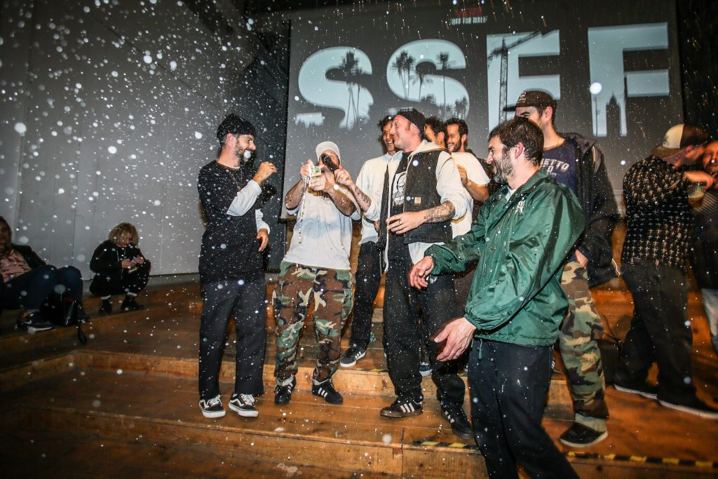 SSFF Skate and Surf Film Festival - 2021