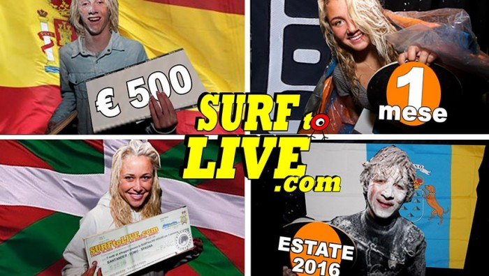 SURFTOLIVE ESTATE 2016