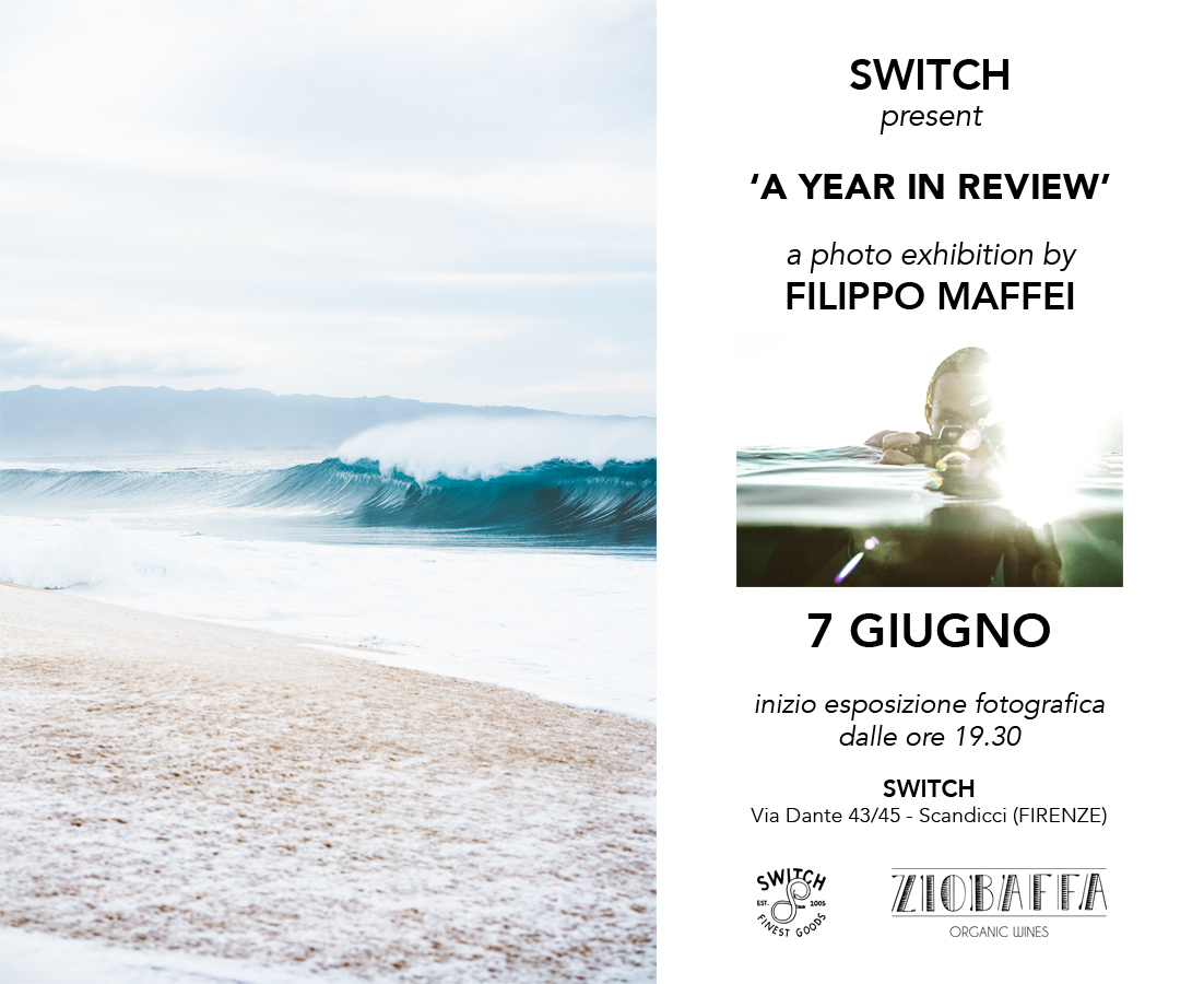 Switch Shop presenta A year in review