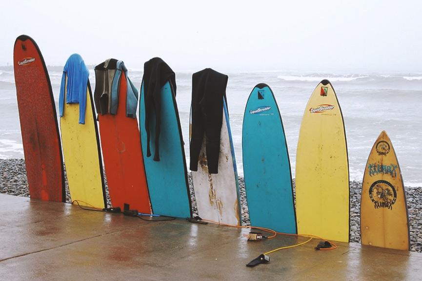 Tavole da surf da spedire in aereo