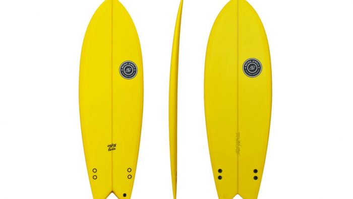 Enjoy Twin model by Twinsbros Surfboards