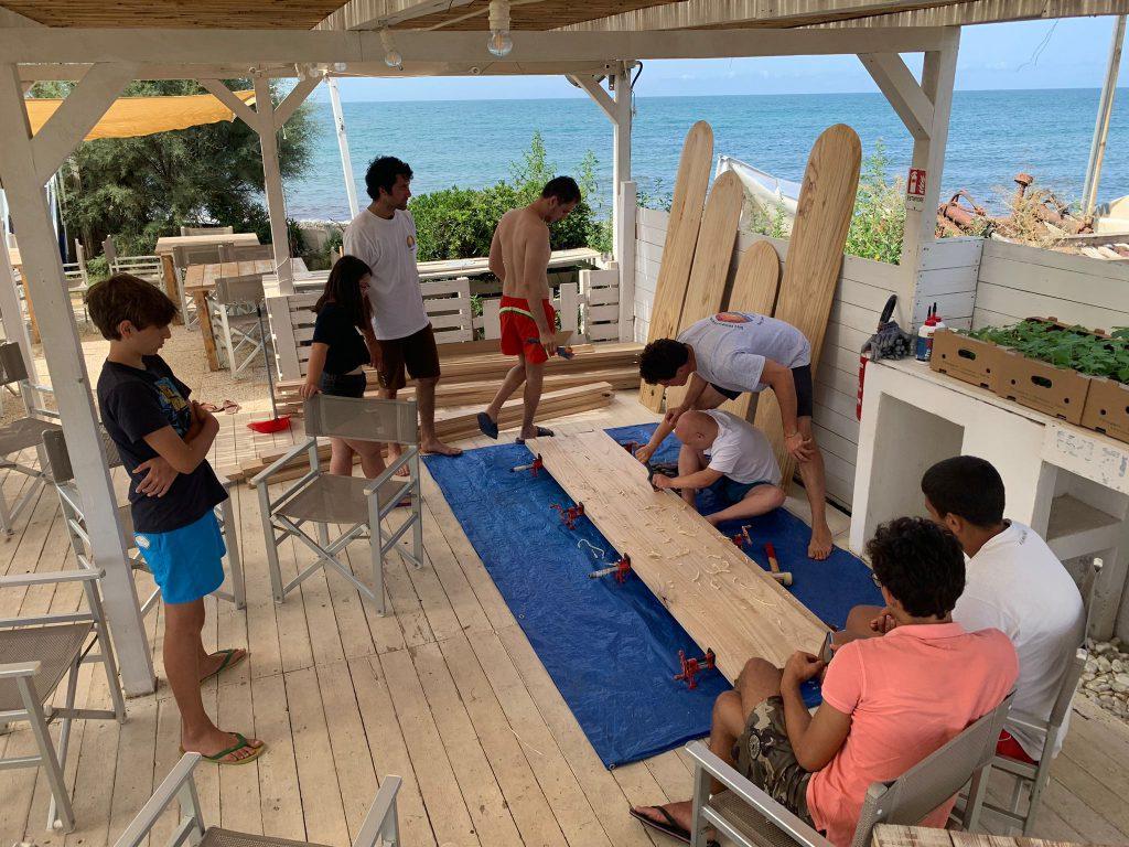 Il surf a portata di tutti!